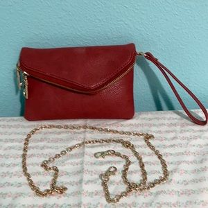 Urban Expression Convertible Crossbody Clutch